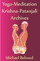 Yoga-Meditation Krishna-Patanjali Archives