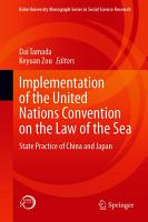 Implementation of the United Nations Convention on the Law of the Sea PDF