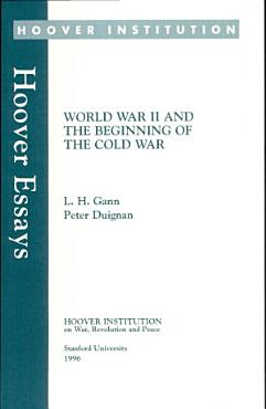 World War II and the beginning of the Cold War PDF