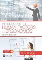 Introduction to Human Factors and Ergonomics PDF