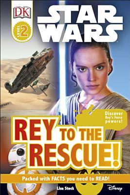 Star Wars Rey to the Rescue  PDF