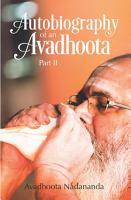 Autobiography of an Avadhoota   Part II PDF