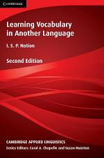 Learning Vocabulary in Another Language Google eBook
