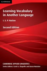 Learning Vocabulary in Another Language Google eBook PDF