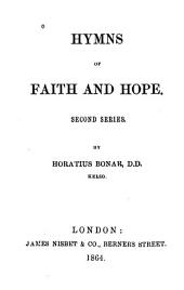 Hymns of Faith and Hope: Second Series, Volume 2