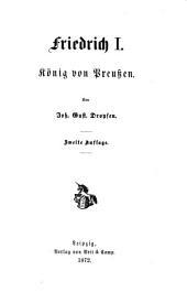 Geschichte der preussischen Politik. 5 Theile [in 14. With] Index zum ersten bis vierten Theil, von C. Gerstenberg: Volume 1; Volume 4
