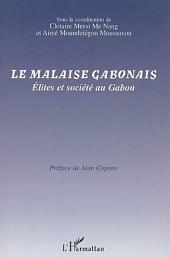 Le malaise gabonais: Elites et société au Gabon
