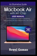 MacBook Air with M1 Chip User Manual
