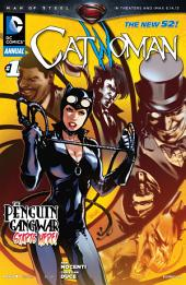 Catwoman Annual (2013-) #1