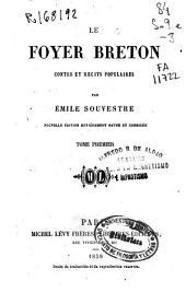 Le Foyer breton: contes et recits populaires, Volumes1à2