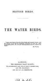 British birds. The water birds