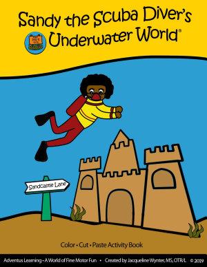 Sandy The Scuba Diver s Underwater World PDF