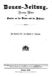 Donau-Zeitung Passau: 1849,1/6
