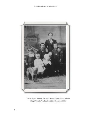 Dreyers of Skagit County  Part One   Henry PDF