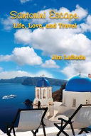 Santorini Escape Book