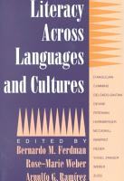 Literacy Across Languages and Cultures PDF