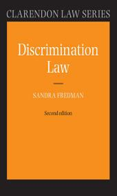 Discrimination Law: Edition 2