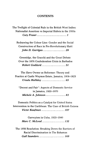 The Journal of Caribbean History PDF