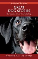 Great Dog Stories PDF