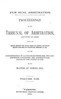 Proceedings of the Tribunal PDF