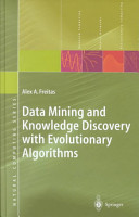 Data Mining and Knowledge Discovery with Evolutionary Algorithms PDF