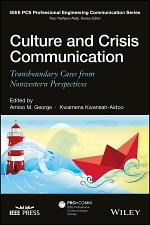 Culture and Crisis Communication