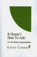 Download It Doesn t Hurt to Ask Book