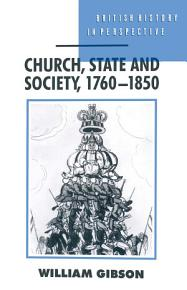 Church  State and Society  1760   1850 PDF