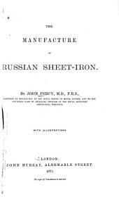 The Manufacture of Russian Sheet-iron