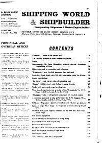 Shipping World   Shipbuilder PDF