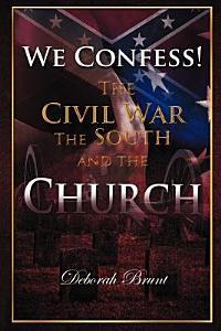 We Confess  Book