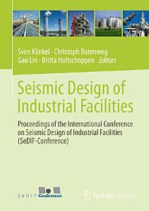Seismic Design of Industrial Facilities PDF