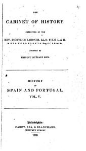 History of Spain and Portugal: Volume 5