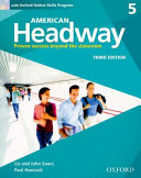 American Headway 5  Students Book   Oxford Online Skills Program Pack PDF