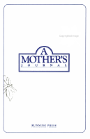 A Mother s Journal PDF