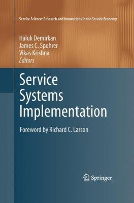 Service Systems Implementation PDF