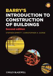 Barry s Introduction to Construction of Buildings PDF