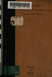 Discursos sobre la propiedad de los bienes del clero pronunciados en la Asamblea nacional francesa en 1789