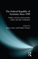 The Federal Republic of Germany since 1949 PDF