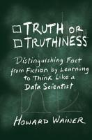 Truth or Truthiness PDF