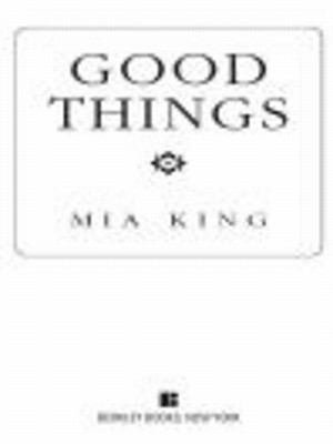 Good Things PDF
