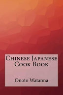 Chinese Japanese Cook Book