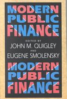 Modern Public Finance PDF