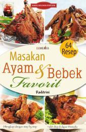 64 Resep Masakan Ayam & Bebek Favorit