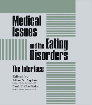 Medical Issues And The Eating Disorders PDF