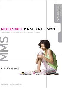 Middle School Ministry Made Simple Book