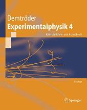 Experimentalphysik 4: Kern-, Teilchen- und Astrophysik, Ausgabe 2