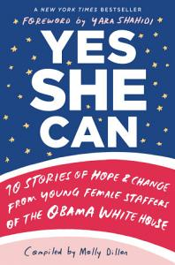 Yes She Can Book