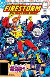 The Fury of Firestorm (1982-) #15