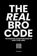The Real Bro Code Book PDF